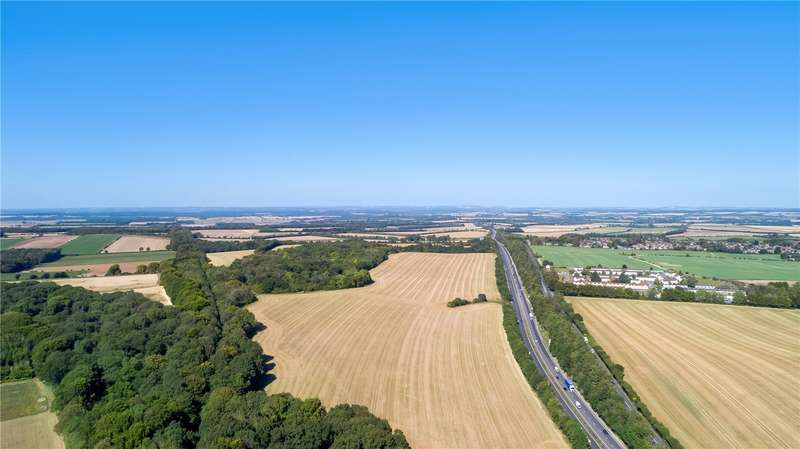 Farm Commercial for sale in Three Maids Hill, Winchester, SO21