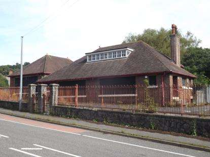 Office Commercial for sale in Holywell Road, Rhuallt, Denbighshire, North Wales, LL17