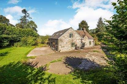 4 Bedrooms Barn Conversion Character Property for sale in Plas Yn Faerdref, Cynwyd, Corwen, Denbighshire, LL21