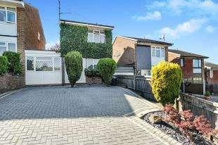 3 Bedrooms Link Detached House for sale in Mount Pleasant, Biggin Hill, Westerham, Kent