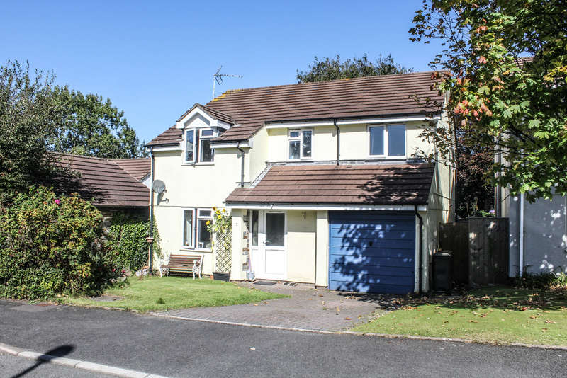 4 Bedrooms Detached House for sale in Higher Green, South Brent