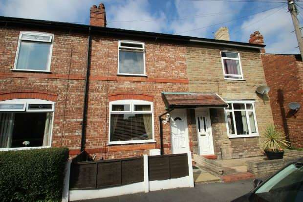 3 Bedrooms Terraced House for sale in Brien Avenue, Altrincham