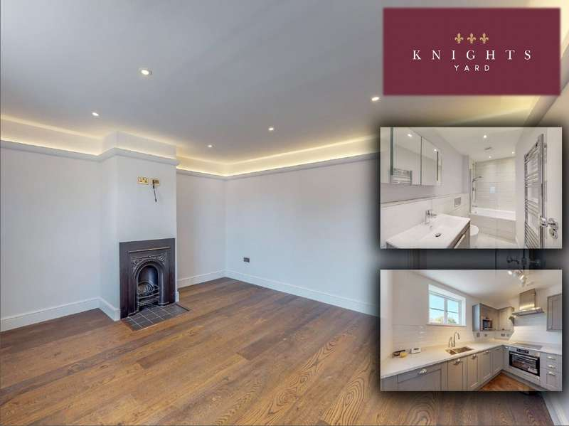 2 Bedrooms Apartment Flat for sale in Knights Yard, 8-10 Bell Street, Reigate, Surrey, RH2