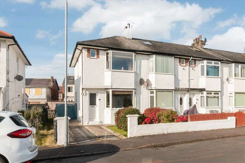 2 Bedrooms End Of Terrace House for sale in Blythswood Crescent, Largs, LARGS