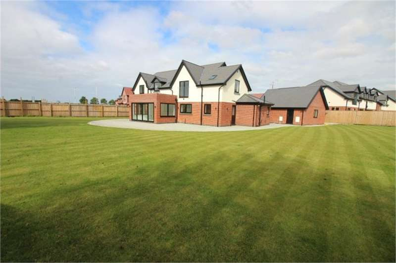 5 Bedrooms Detached House for sale in Robbins Bridge Meadows, Aughton, ORMSKIRK, Lancashire