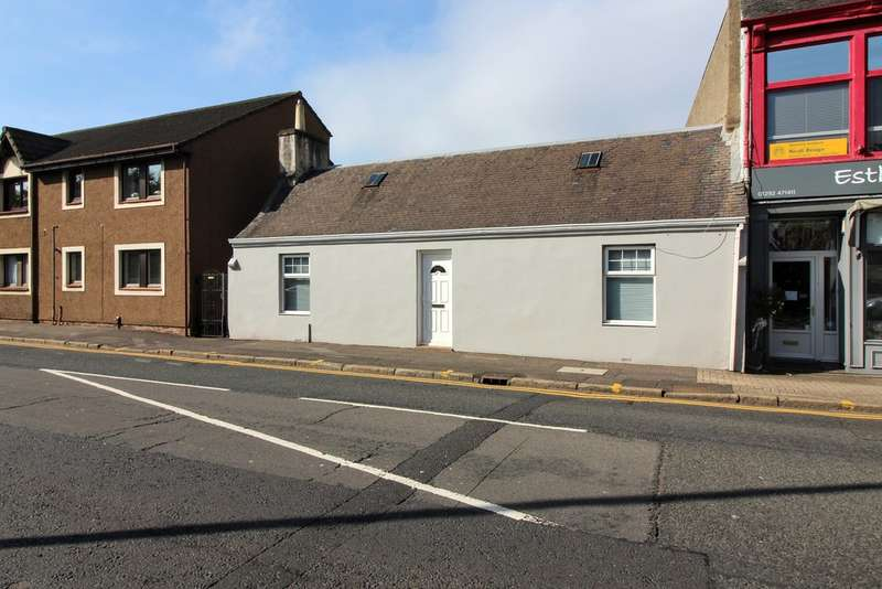 1 Bedroom Cottage House for sale in Main Street, Prestwick, KA9