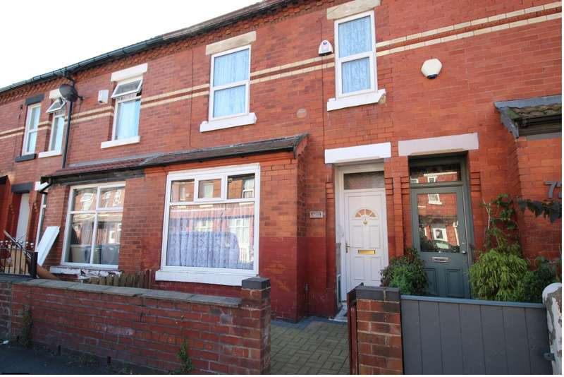3 Bedrooms House for sale in Barlow Road, Levenshulme, Manchester, Greater Manchester, M19