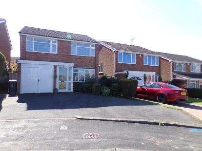 3 Bedrooms Detached House for sale in Launceston Close, Parkhall