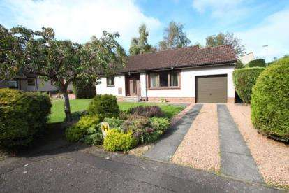 3 Bedrooms Bungalow for sale in Achray Park, Glenrothes