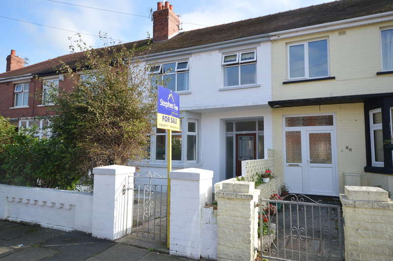 3 Bedrooms Terraced House for sale in Faringdon Avenue, South Shore