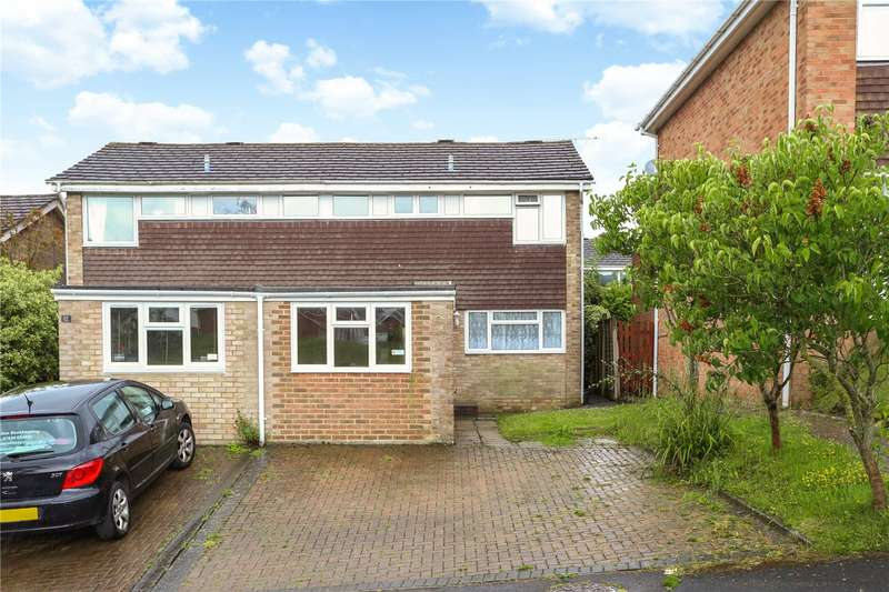4 Bedrooms Semi Detached House for sale in Rookswood, Alton, Hampshire, GU34