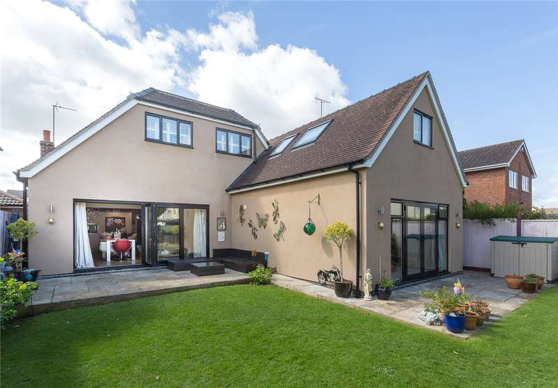 5 Bedrooms Detached House for sale in New Barn Lane, Cheltenham, Gloucestershire, GL52