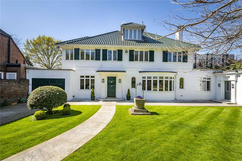 5 Bedrooms Detached House for sale in Hartington Road, London, W4