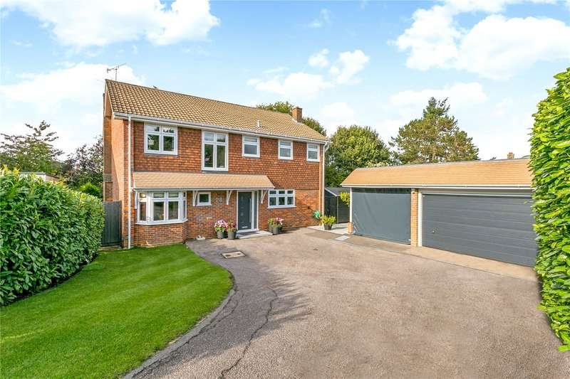 4 Bedrooms Detached House for sale in Longfield, Little Kingshill, Great Missenden, Buckinghamshire, HP16