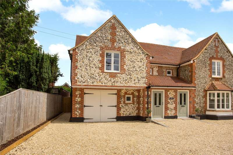 4 Bedrooms Semi Detached House for sale in Wycombe Road, Prestwood, Great Missenden, Buckinghamshire, HP16