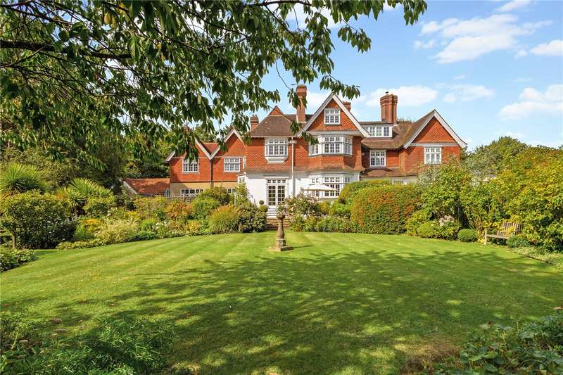 6 Bedrooms Detached House for sale in Hundred Acre Lane, Wivelsfield Green, Haywards Heath, West Sussex, RH17