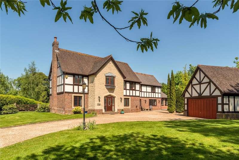 6 Bedrooms Detached House for sale in Roffey Park, Forest Road, Colgate, Horsham, RH12