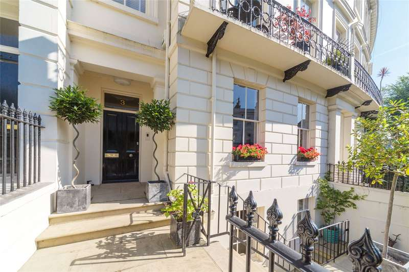 5 Bedrooms Terraced House for sale in Montpelier Crescent, Brighton, East Sussex, BN1