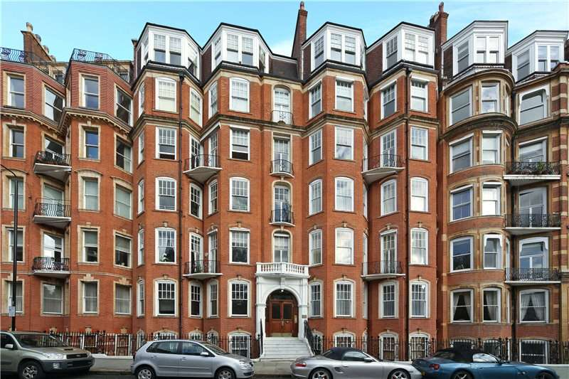 4 Bedrooms Flat for sale in Zetland House, Marloes Road, London, W8