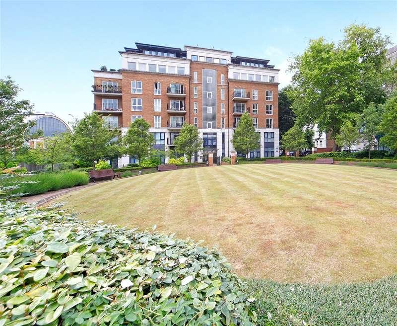 2 Bedrooms Flat for sale in Tollard House, 388 Kensington High Street, London, W14