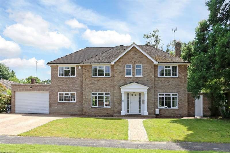 5 Bedrooms Detached House for sale in Shepherds Way, Liphook, Hampshire, GU30