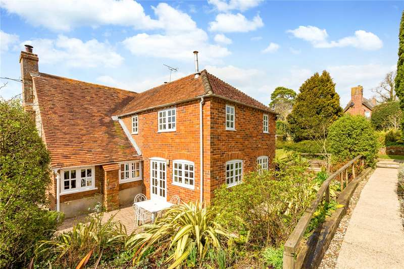 3 Bedrooms Detached House for sale in Aldworth, Reading, Berkshire, RG8
