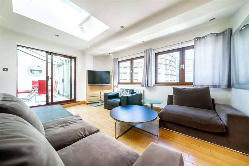 5 Bedrooms Penthouse Flat for sale in Lyntonia House, 7-9 Praed Street, London, W2