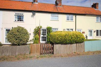 2 Bedrooms Terraced House for sale in Somersham, Ipswich, Suffolk