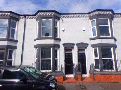 6 Bedrooms Terraced House for sale in Redgrave Street, Liverpool, Merseyside, L7