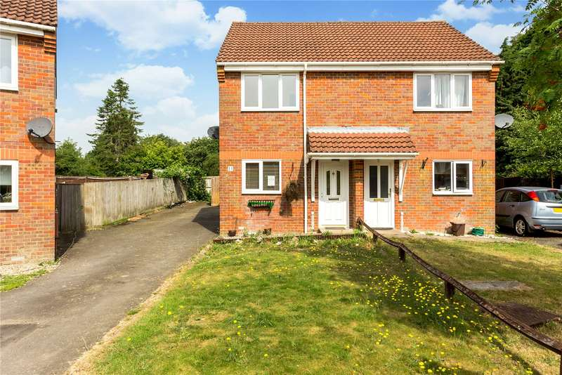 2 Bedrooms Semi Detached House for sale in Boughton Way, Amersham, Buckinghamshire, HP6