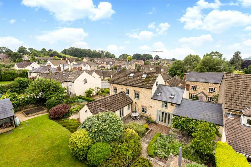 5 Bedrooms Detached House for sale in Barrs Lane, North Nibley, Dursley, Gloucestershire, GL11