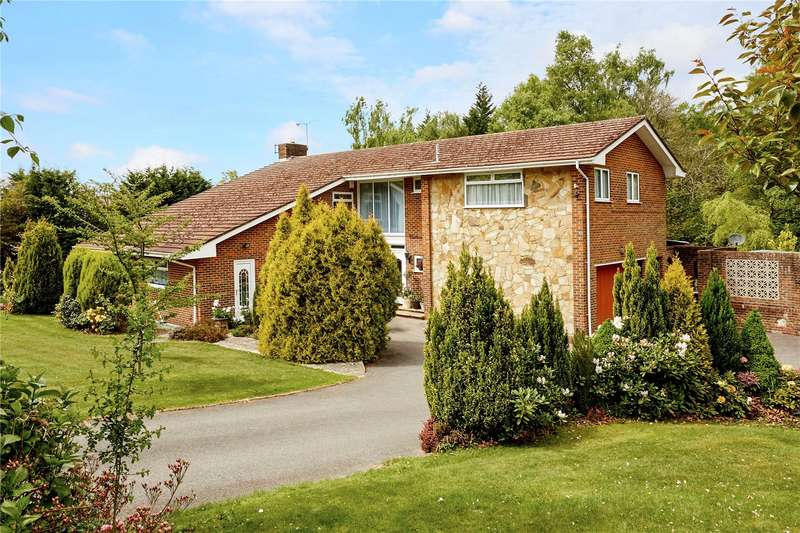 6 Bedrooms Detached House for sale in Forest Place, Waldron, Heathfield, East Sussex, TN21