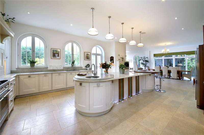 6 Bedrooms Detached House for sale in Hancocks Mount, Sunninghill, Ascot, Berkshire, SL5