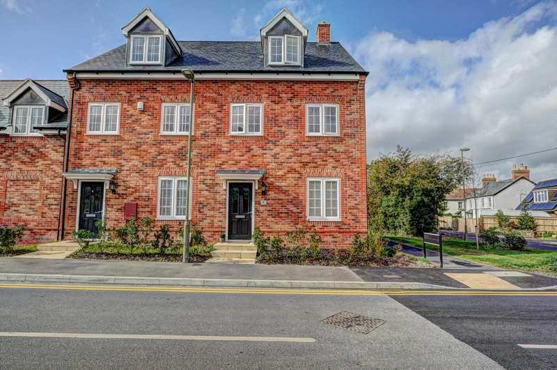 3 Bedrooms Semi Detached House for sale in Mill Lane, Chinnor