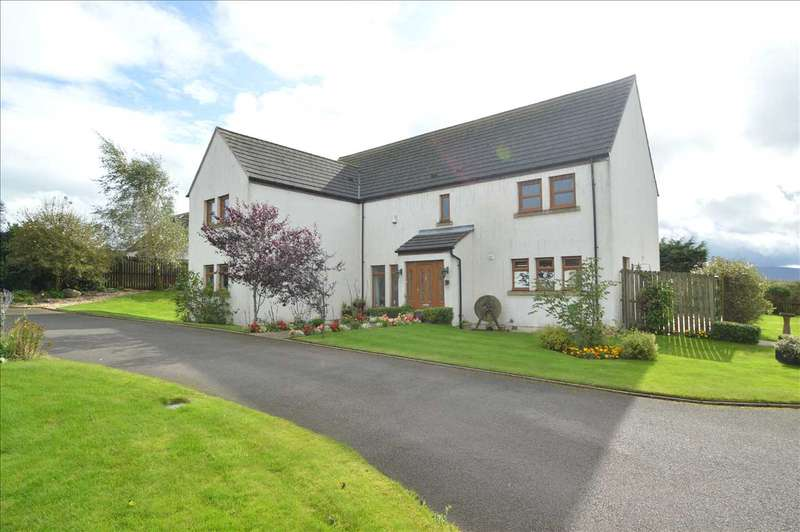5 Bedrooms Detached House for sale in Greens Road, Carnwath, Lanark