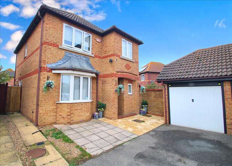 3 Bedrooms Detached House for sale in Tokely Road, Frating, Colchester