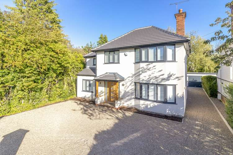 5 Bedrooms Detached House for sale in Wayside Crescent, Harrogate