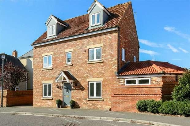 4 Bedrooms Detached House for sale in Phoenix Way, Portishead, Bristol