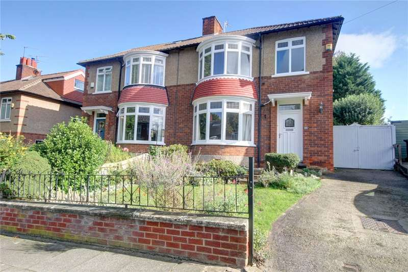 3 Bedrooms Semi Detached House for sale in Greenmount Road, Darlington, DL3