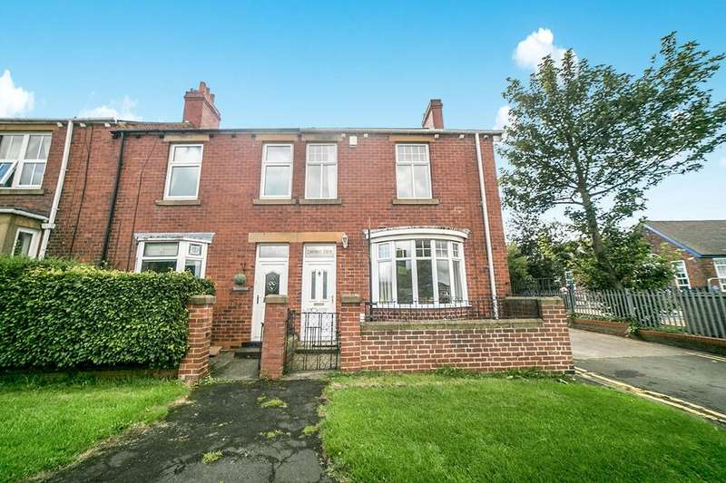 3 Bedrooms Terraced House for rent in Leazes Villas, Burnopfield, Newcastle Upon Tyne, NE16