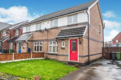 3 Bedrooms Semi Detached House for sale in Barberry Crescent, Bootle, Merseyside, L30