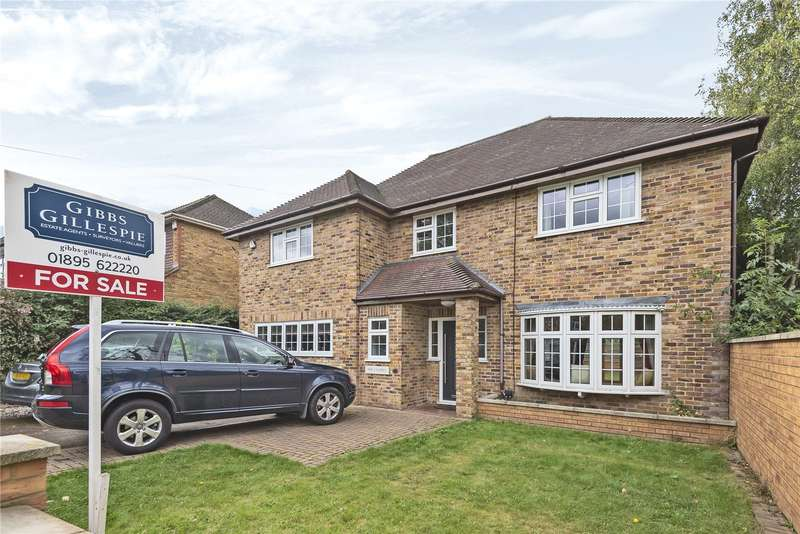 4 Bedrooms Detached House for sale in St. Martins Approach, Ruislip, Middlesex, HA4