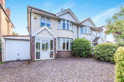 3 Bedrooms Semi Detached House for sale in Southmead Road, Filton, Bristol, City Of Bristol