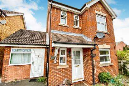 4 Bedrooms Detached House for sale in Wraysbury Close, Luton, Bedfordshire