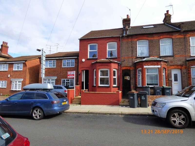 3 Bedrooms Semi Detached House for sale in Tennyson Road, Luton