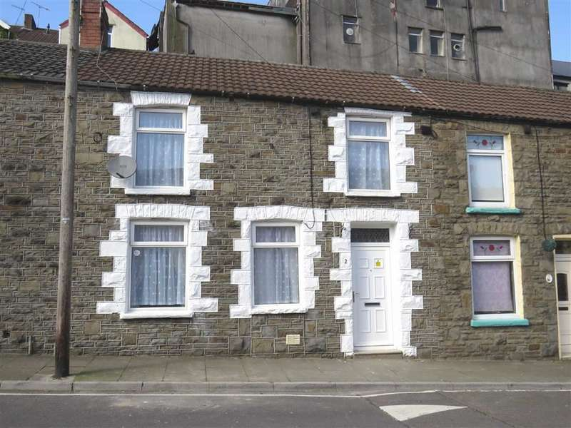 3 Bedrooms Terraced House for sale in Edmondes Street, Ferndale