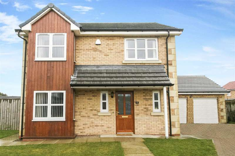 4 Bedrooms Detached House for sale in Raynham Road, Belford