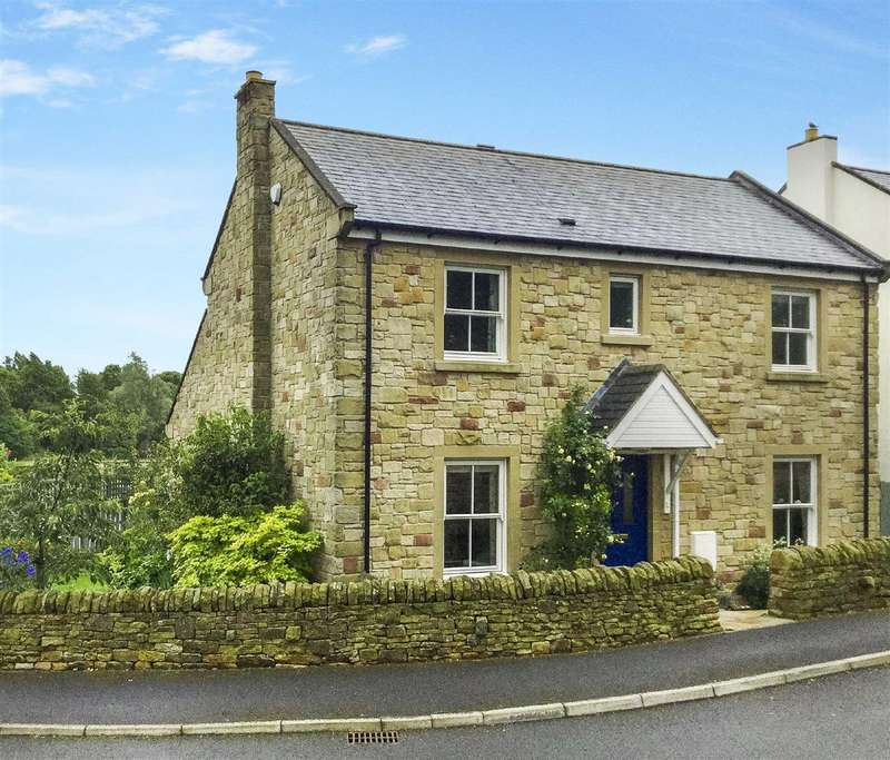 3 Bedrooms Detached House for sale in Tweed Meadows, Cornhill-On-Tweed