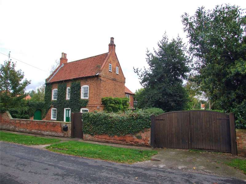 5 Bedrooms Detached House for sale in Back Street, South Clifton, Newark, Nottinghamshire, NG23