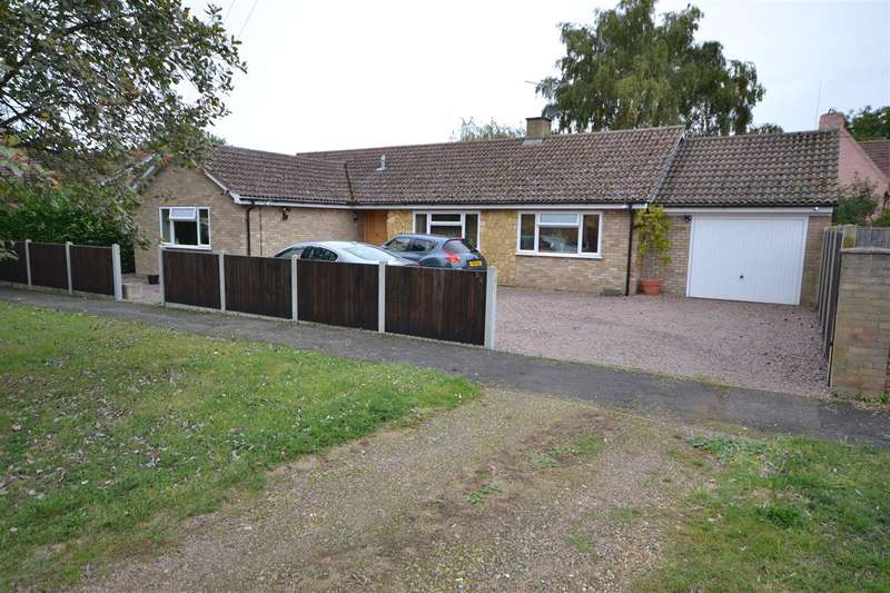 3 Bedrooms Bungalow for sale in The Causeway, Soham